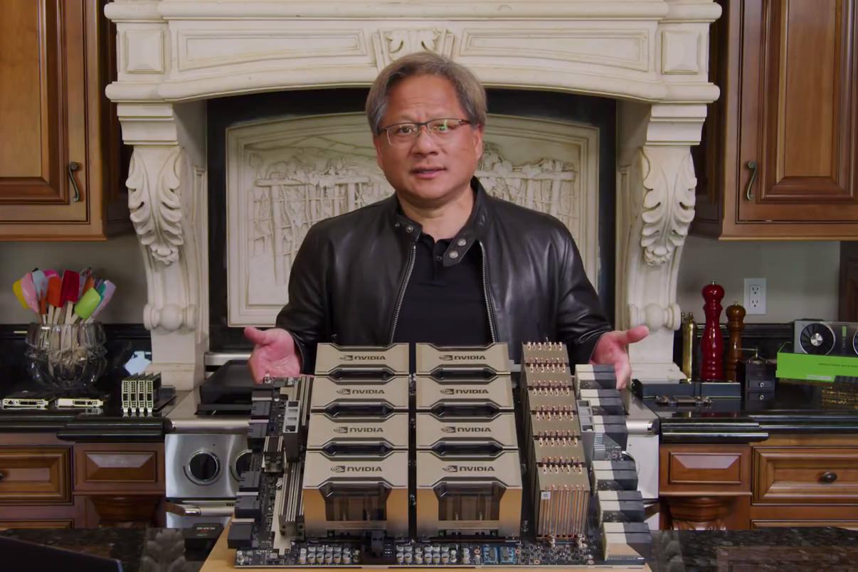 AI算力霸主!540亿晶体管,20倍AI算力提升,全球最大GPU来了!!