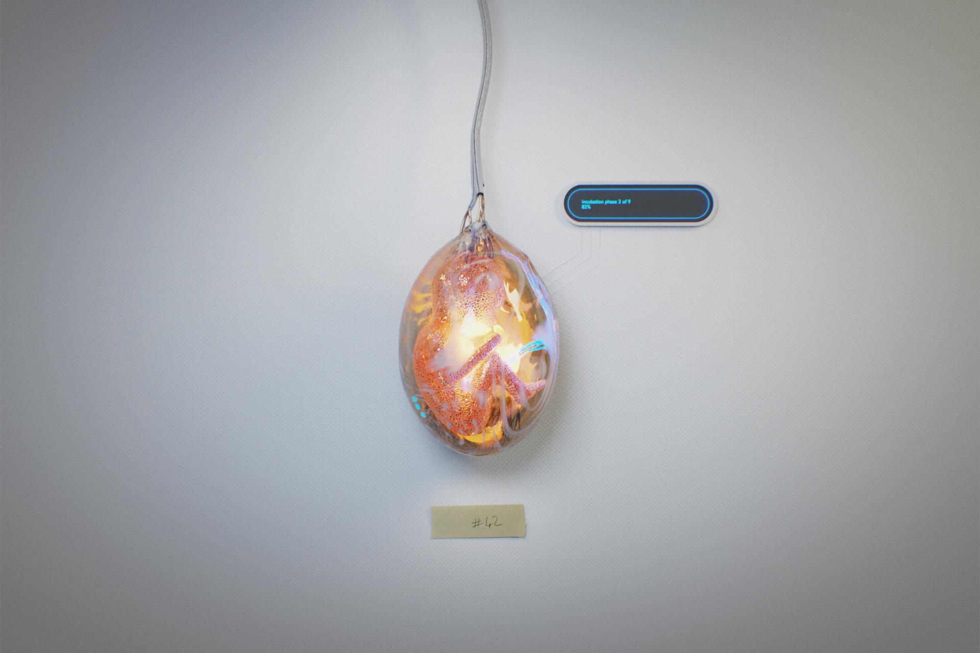 CG艺术家采访:如何用Blender制作AI系统中的超现实主义机器人