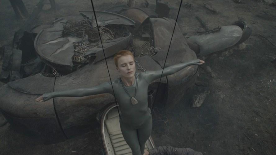 CG版本的死灵机器幕后-Renderbus云渲染农场