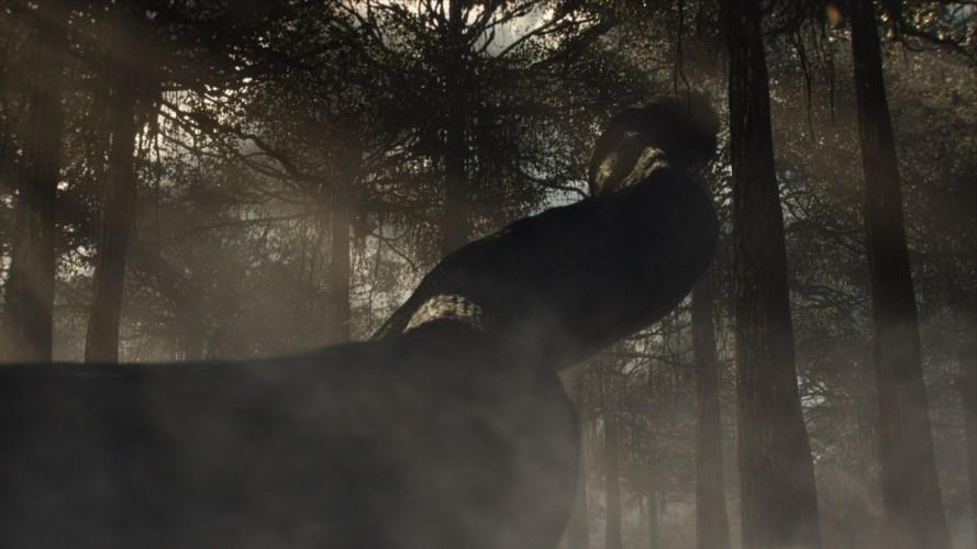 电影《异星灾变》蛇出来效果渲染-renderbus云渲染农场
