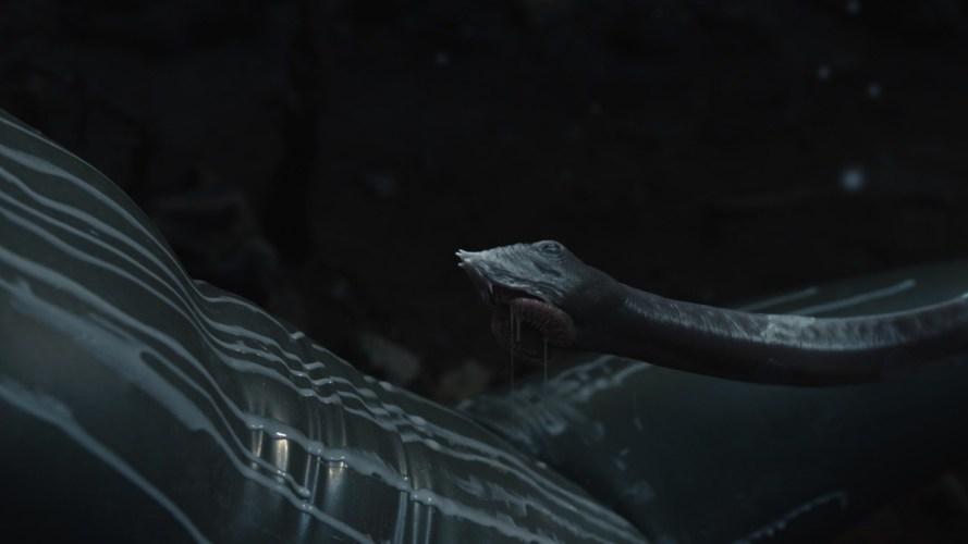 电影《异星灾变》蛇宝宝渲染效果-renderbus云渲染农场