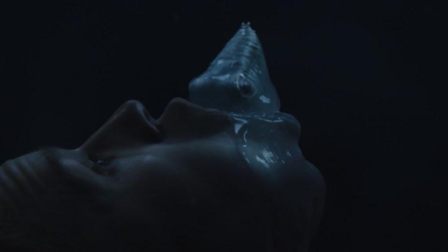 电影《异星灾变》蛇宝宝的出生效果渲染-renderbus云渲染农场