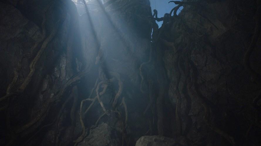 电影《异星灾变》蛇的生长-renderbus云渲染农场