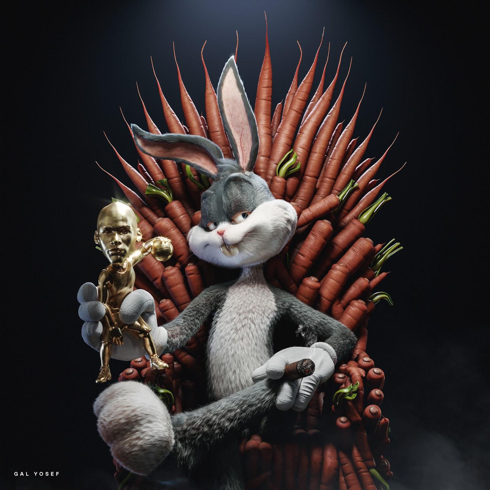 兔八哥-Renderbus云渲染农场