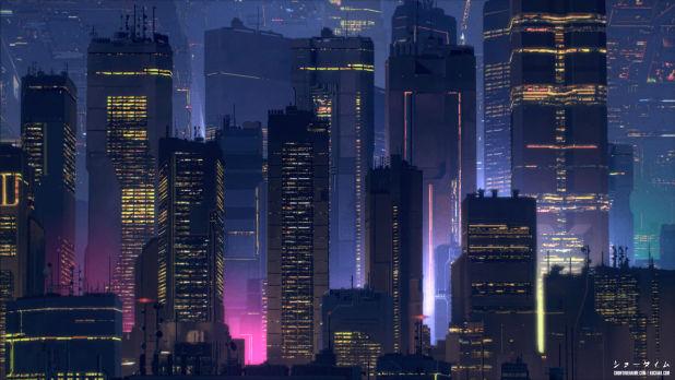 都市景观渲染-Renderbus云渲染农场