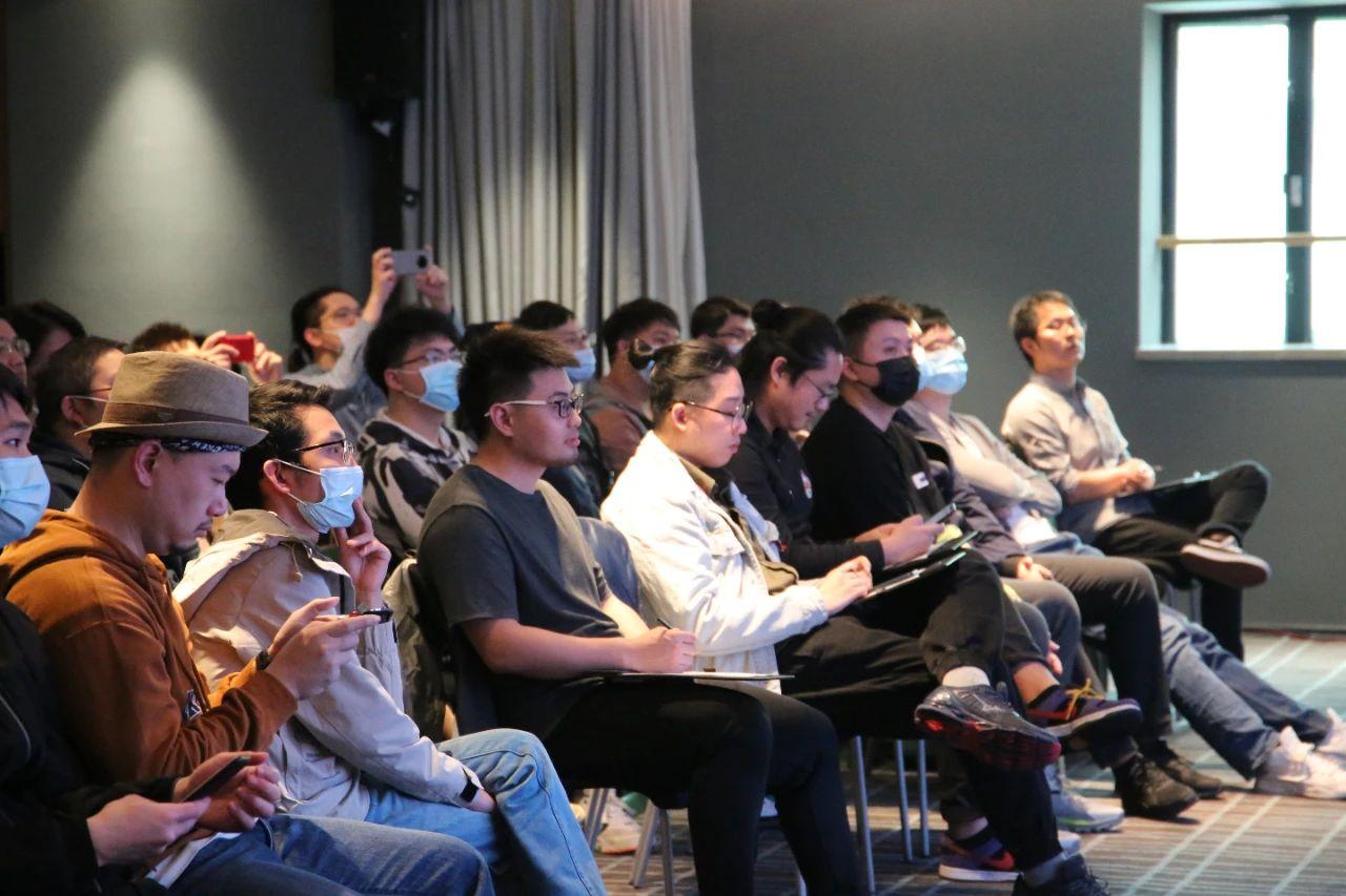 第二届泛CG实用技术交流会·广深站活动现场