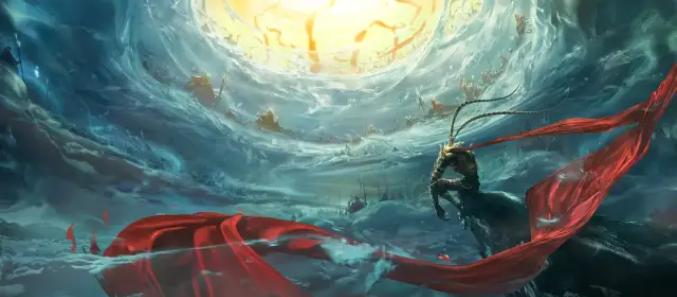 《大圣归来》海报