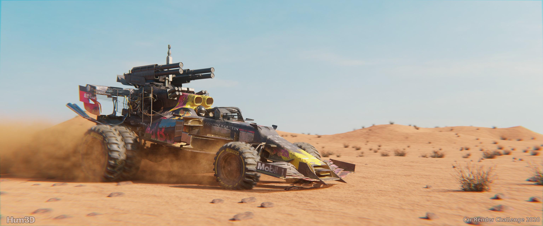 Mad Max F1 © Christoph
