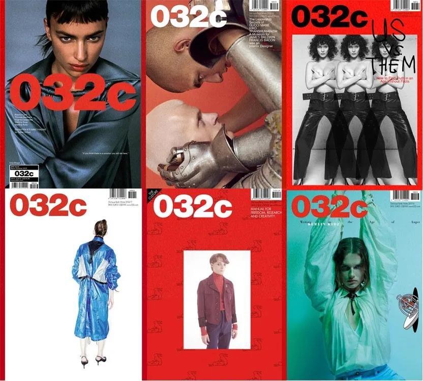 《032c》杂志