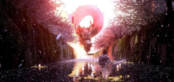 Thousand Cherry Trees © Kay John Yim-Renderbus云渲染农场