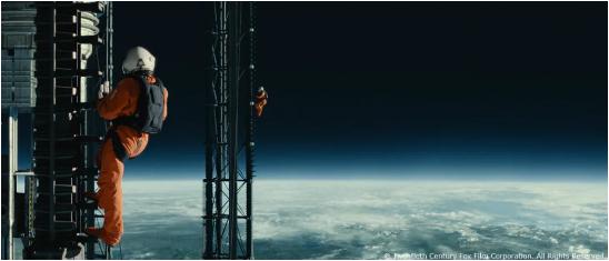 《星际探索》电影开篇系列镜头视觉效果-Renderbus瑞云渲染农场