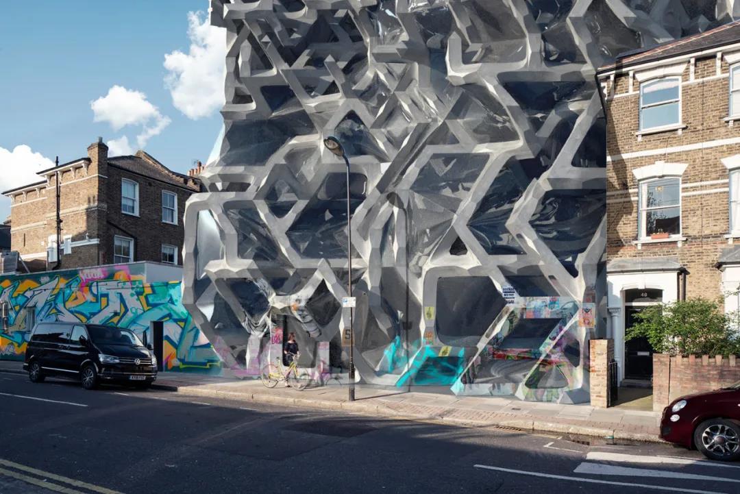 3D打印建房子?UCL学霸用毕业设计解决住房难题