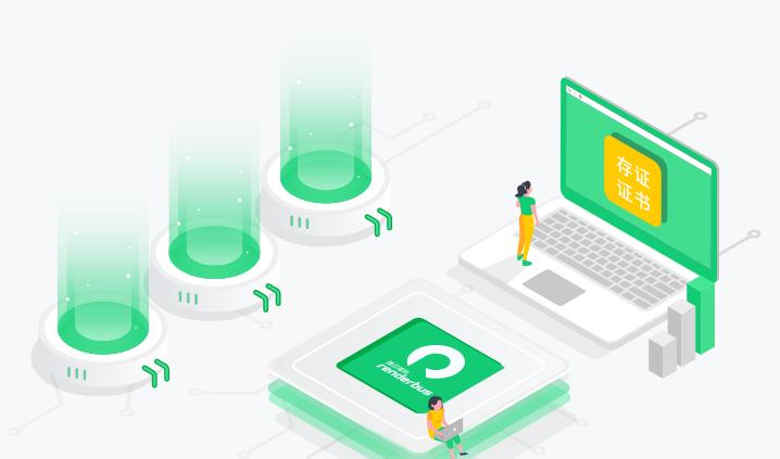 瑞云版权登记平台 - 区块链存证