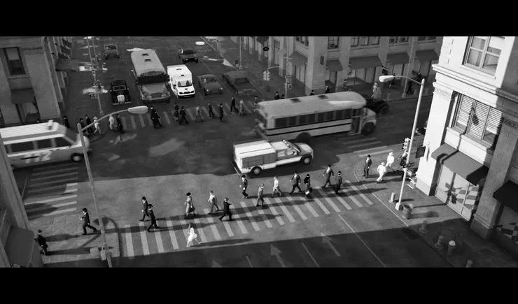 影片的视效运用虚幻引擎制作