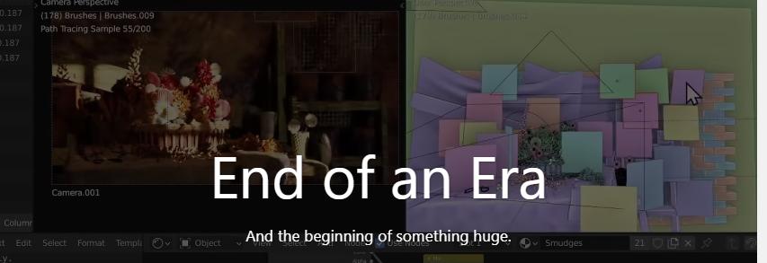 Blender 2.93 LTS发布!为次世代开源3D制作流程铺路!新版本有哪些更新?(附Blender官方工程文件下载链接)
