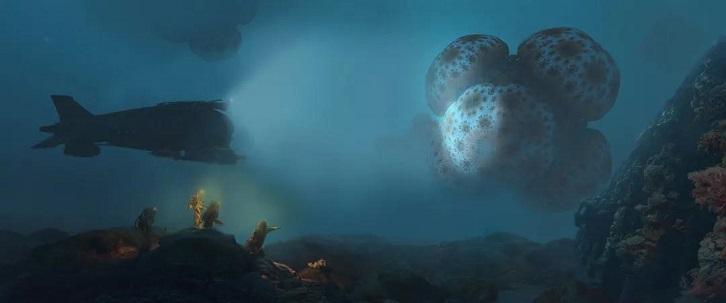 Underwater - 瑞云渲染