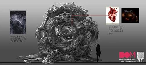 《太空群落》最终设定 - 瑞云渲染