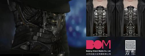 《太空群落》电影中的AI机器人设计 - 瑞云渲染