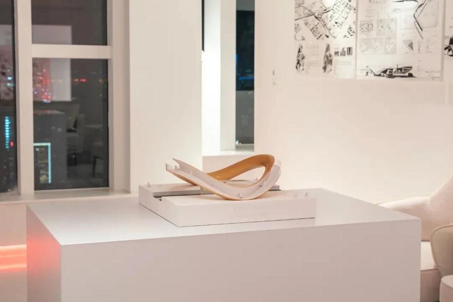 首届4C建筑与设计创意展现场 - 瑞云渲染
