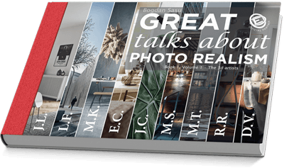 《Great Talks About Photo Realism》 - 瑞云渲染农场