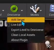 UE4与Omniverse实时互动 - 瑞云渲染