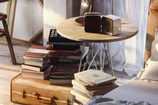 教你用3dmax,Lumion和vray制作一个艺术感十足的卧室