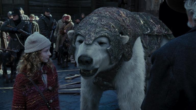 FRAMESTORE视效工作室是如何打造荧幕上的各种熊的_电影《黄金罗盘》中用CG特效制作的熊