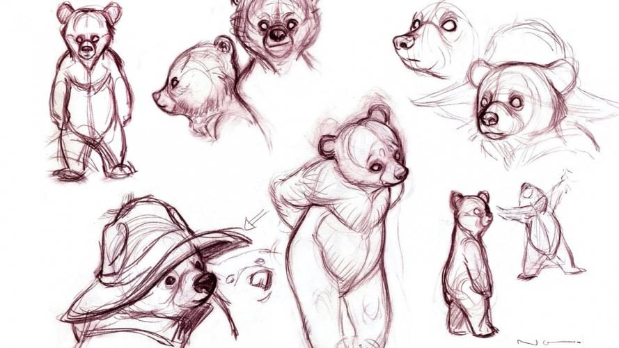 FRAMESTORE视效工作室是如何打造荧幕上的各种熊的_电影《帕丁顿熊》中用CG特效做的熊