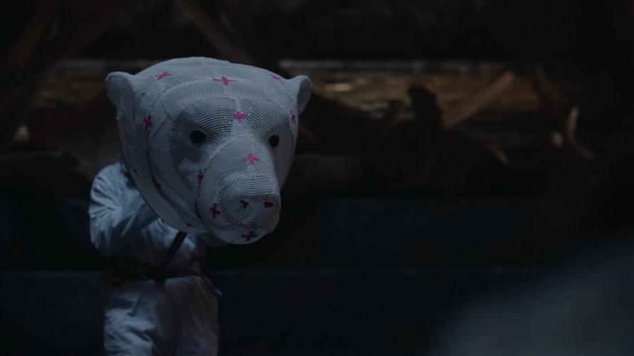 FRAMESTORE视效工作室是如何打造荧幕上的各种熊的_电影《黑暗物质》中披甲熊的3D建模