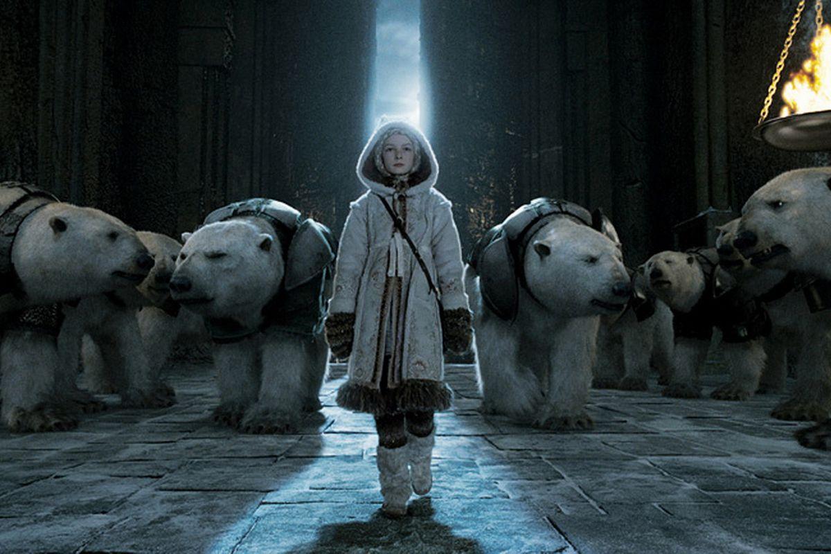 FRAMESTORE视效工作室是如何打造荧幕上的各种熊的_电影《黑暗物质》剧照