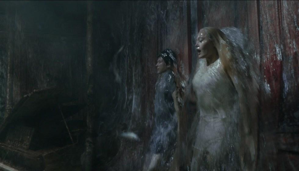 流体模拟大佬Scanline VFX 分享CG电影视觉特效秘笈-电影《佩小姐的奇幻城堡》渲染后效果图