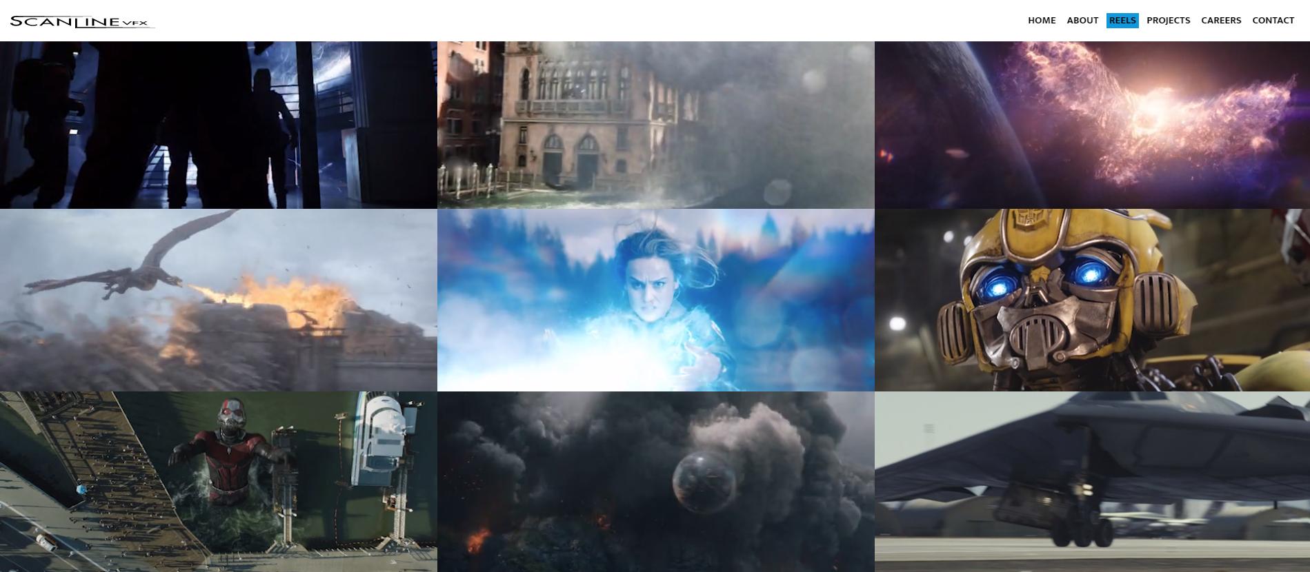 流体模拟大佬Scanline VFX 分享CG电影视觉特效秘笈-Scanline VFX 制作的电影