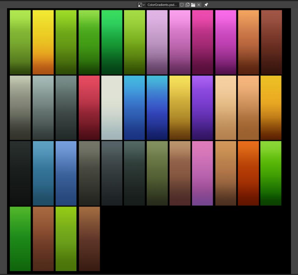 Blender制作游戏像素风格小城镇-阴影和UV设置