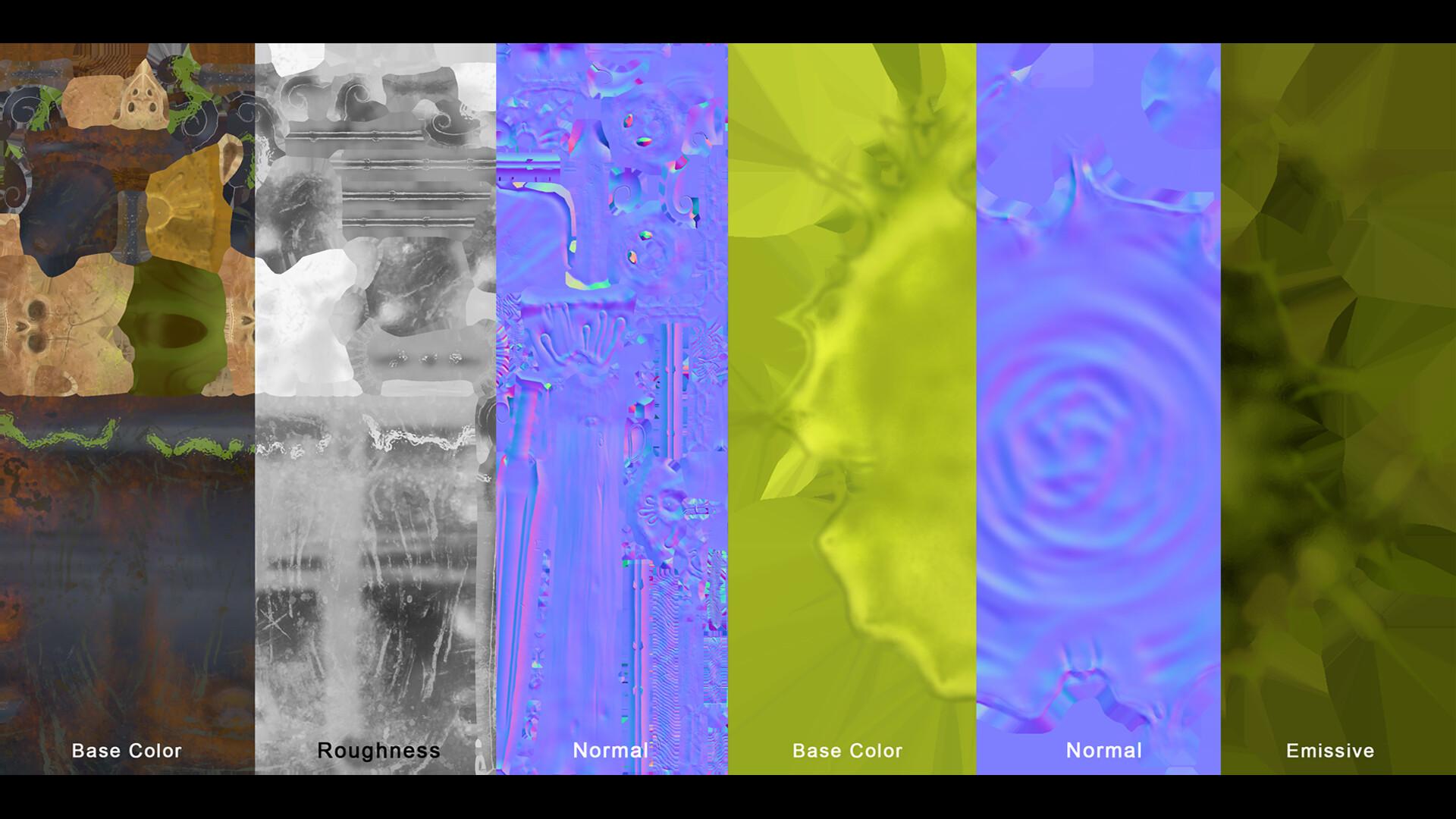 女巫的大锅制拓扑和UV设置-Renderbus云渲染农场