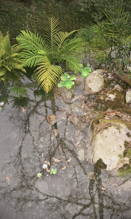 水池渲染制作-Renderbus云渲染农场
