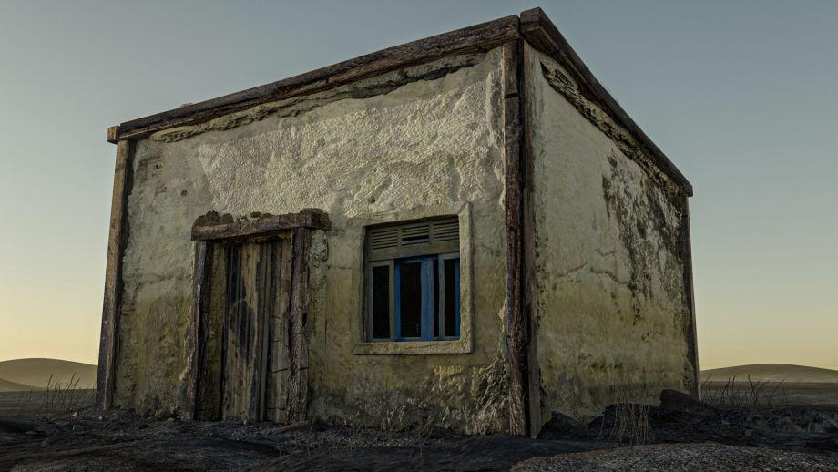 使用MOOD搭建的建筑物 - Renderbus云渲染农场