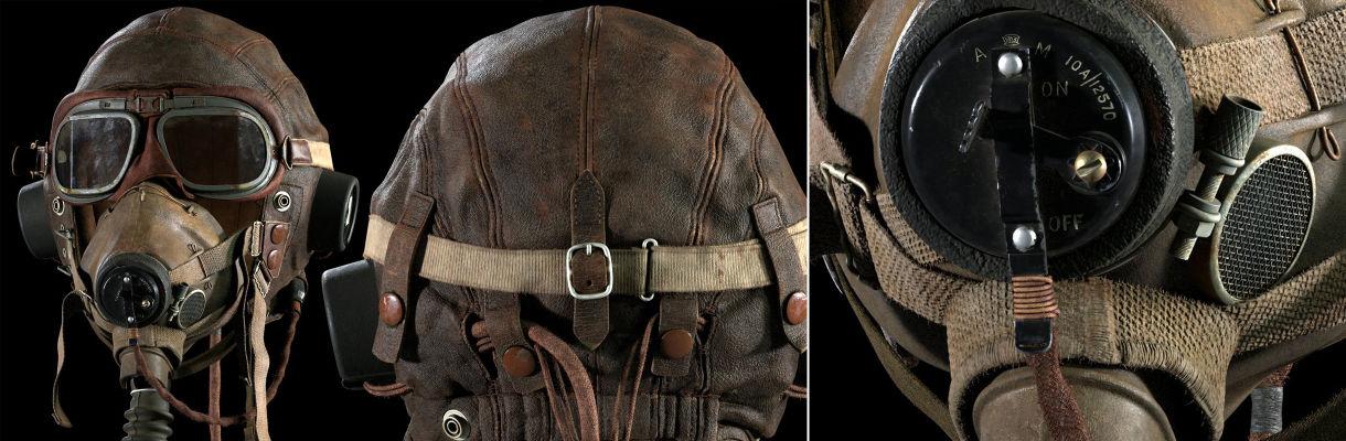 使用Maya和Mari制作写实风格的空军飞行员头盔(4)