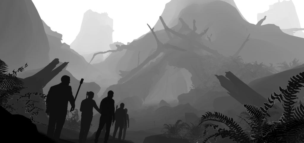 使用Blender创建3D场景:森林洞穴