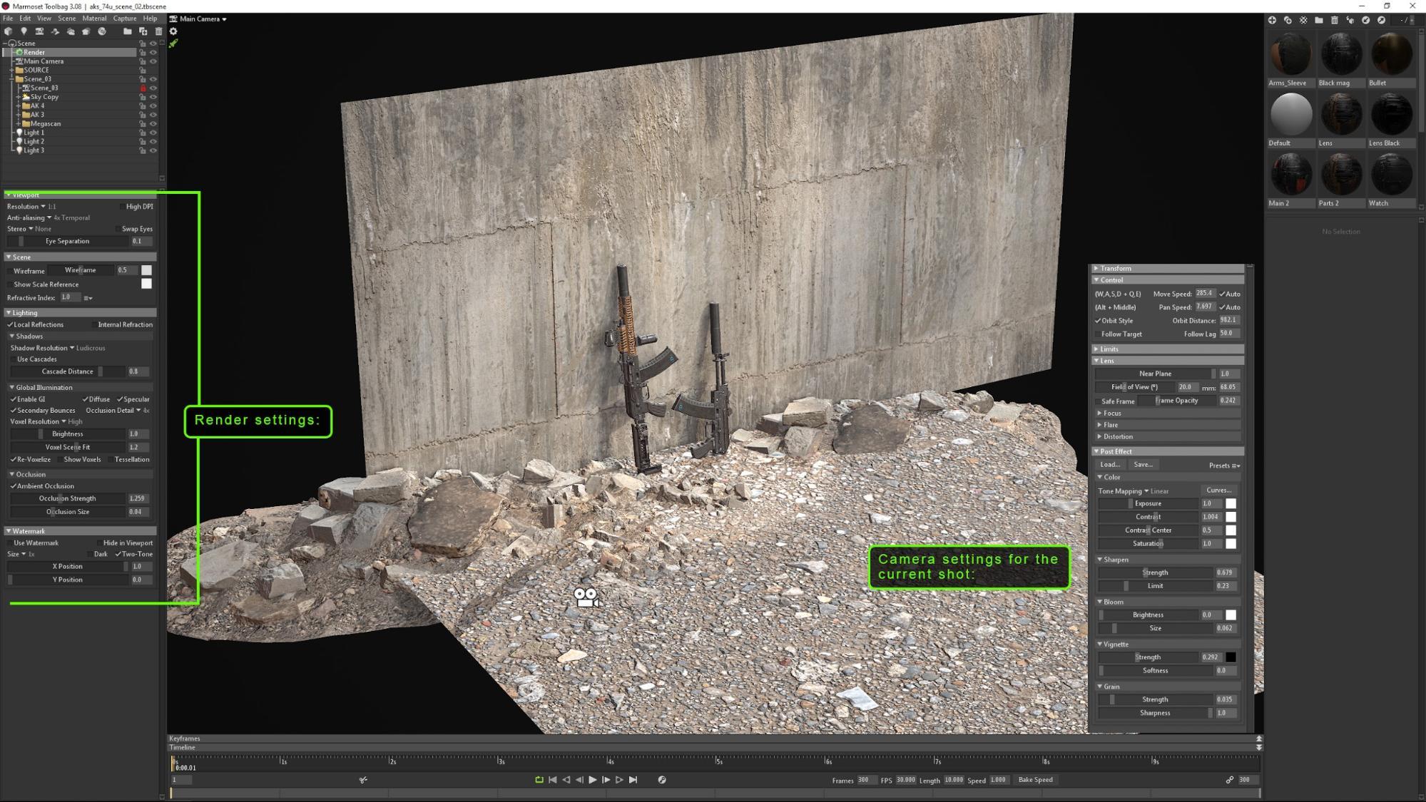 ZBrush到3ds Max工作流程教程
