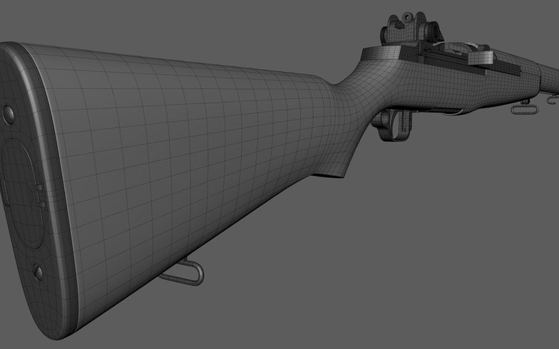 使用Maya和ZBrush制作3D模型:二战士兵