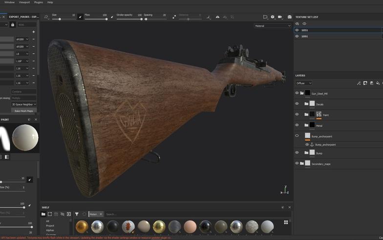 使用Maya和ZBrush制作3D模型