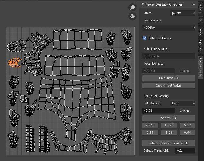 使用相同的纹理分辨率-Renderbus云渲染农场