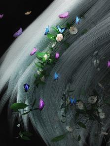 蝴蝶,树叶和花朵的材料创建方式 - Renderbus云渲染农场