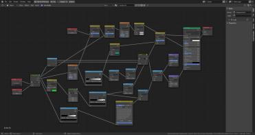 Blender制作教程:打造迪士尼小美人鱼-使用程序参数_Renderbus自助渲染农场