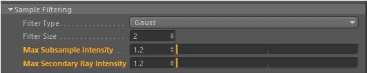 在Redshift(C4D)中-如何更快的渲染