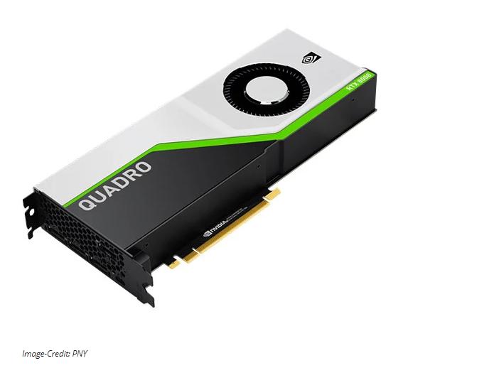 Nvidia Quadro RTX 8000-Renderbus云渲染农场