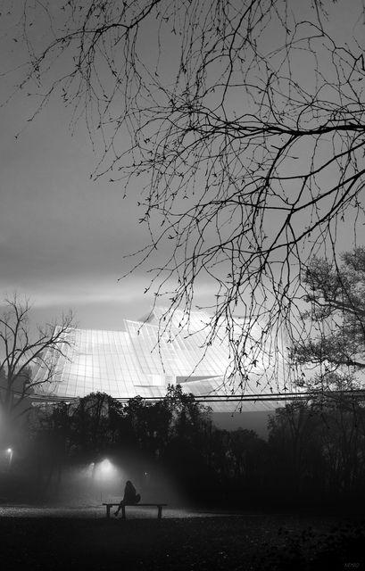 Yiwu Grand Theater(义乌大剧院·浙江) © Nicolas Dagna / Mad architects
