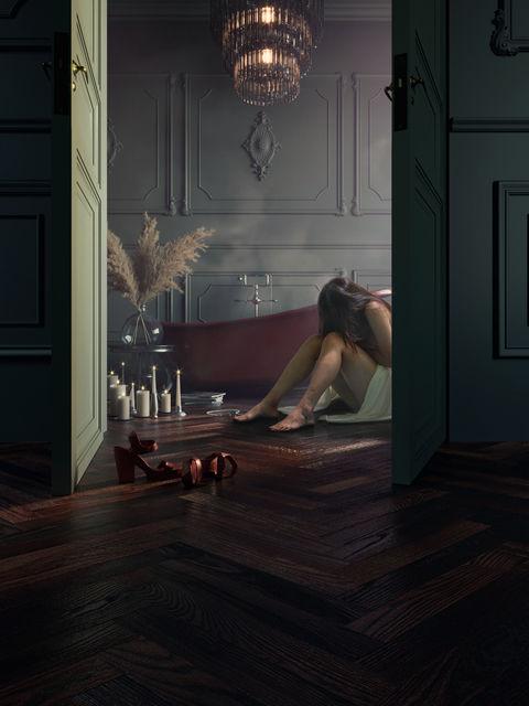 RED SHOES © Nadia Monte / MADI IUAV