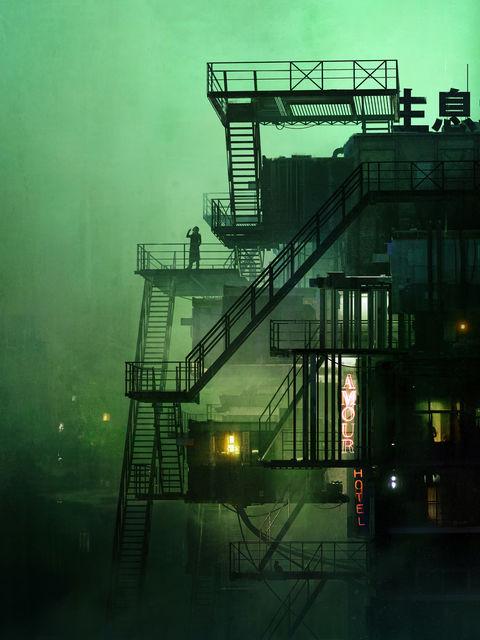 Living on the edge ©Thomas Dubois