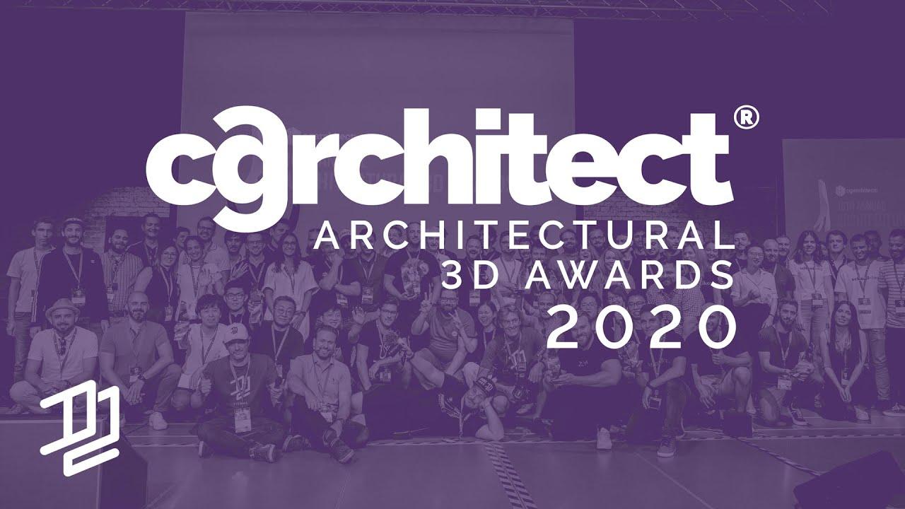 """建筑可视化行业的""""奥斯卡"""":2020全球最牛的建筑可视化设计都在这!"""
